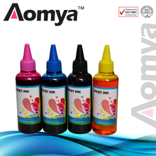 100ml bulk ink for Hp655 refill dye based ink Good quality Rub resistent waterbased ink dry fast curve quick B C M Y photo best(China)