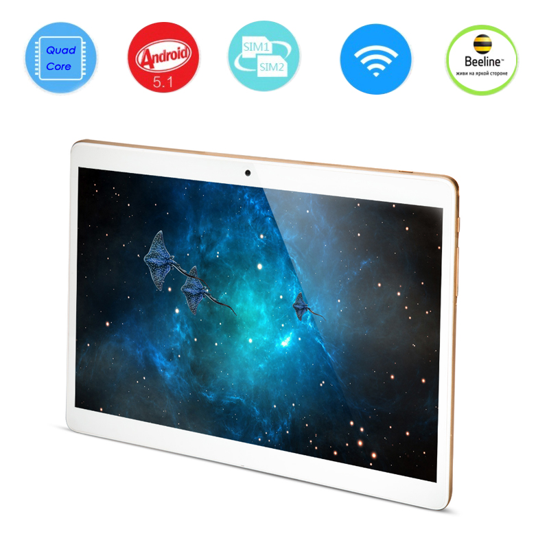 9.6 Inch Original 3G phone tablet Android Quad Core pc tablet Android tablet 5.1 2GB RAM 16GB ROM GPS 2G+16G Tablet pc 7 8 9 10<br><br>Aliexpress
