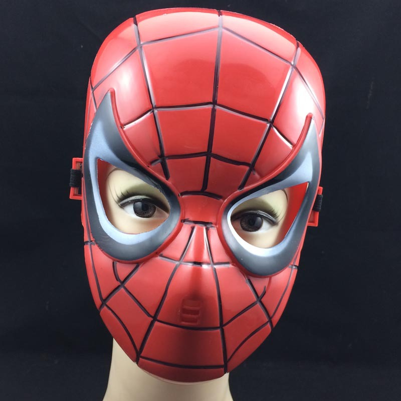 Spiderman face picture