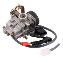 Buy 50CC Scooter Carburetor Moped Carb 4-Stroke GY6 SUNL ROKETA JCL Qingqi Vento New Dropping for $23.59 in AliExpress store