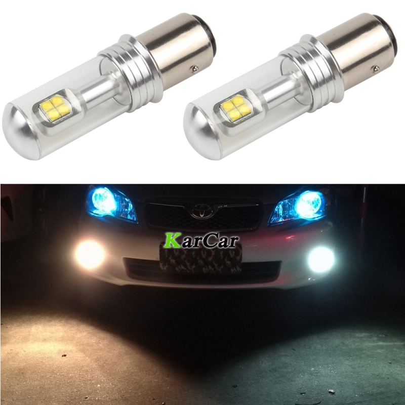 2x 40W CREE Chip XBD 572LM 2357 2057 Car LED Brake Light Bulb 1157 Fog Light BAY15D Tail Bulb P21/5W LED Daytime Running Lamp<br><br>Aliexpress