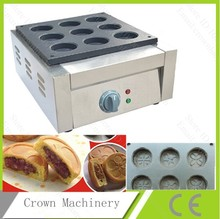 Electric Non-Stick Cooking Surface 9 holes Red bean cake machine;Red bean cake maker(China)