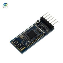 10pcs AT-09 !!!Android IOS BLE 4.0 Bluetooth module for arduino CC2540 CC2541 Serial Wireless Module compatible HM-10(China)