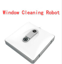 Smart wet and dry 2in1  window cleaner , Window cleaning robot for glass,walls,tables floors ,other planes  with remote control