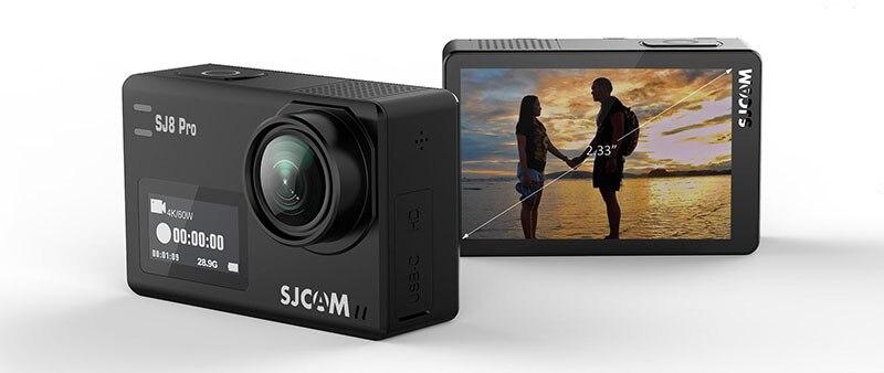 sjcam sj8 sports camera
