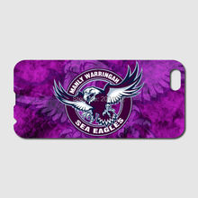 Manly sea eagles Case For iPhone 6 6S Plus 5 5S 5C 4S iPod Touch 5 4 For Samsung Galaxy S2 S3 S4 S5 Mini S6 S7 Edge Note 3 4 5