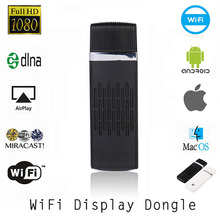 Miracast DLNA WIDI airplay Wifi HDMI Display Dongle Wireless Share Push Receiver Adapter For ios Android PC Phone tablet To TV