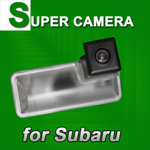 CCD Car rear view parking back up reverse Camera For subaru Forester Impreza WRX Legacy Exiga Security kit for Navigation GPS(China)