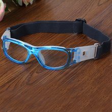 Lightweight Protective Eyewear Goggles Safety PC Lens Football Basketball Glasses Goggle for Children(China)
