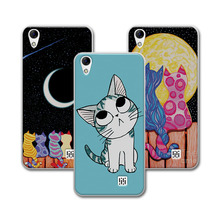 Homtom HT16 Newest Cute Painted Dog Cat Bear Soft TPU Capa pro ht16 Case Cover Funda Doogee 5 inch - Shenzhen Discovery Trading Co.,ltd store