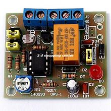 OPS-1 DIY Light-Operated Switch Kit Light Control Switch Photosensitive Electronic Circuit Production Funny Suite DC 5~6V