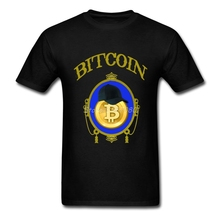 Buy Pp BITCOIN T Shirt Couple Men's Shirt Cotton Crewneck Big Size Short Sleeve Custom Funny T Shirts for $12.76 in AliExpress store
