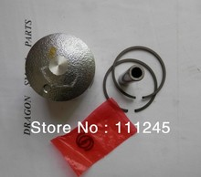 PISTON KIT  40MM FOR  MITSUBISHI TL43 TB43 TU43 CYLINDER AY PISTON ASY RIING  PIN CLIPS 2 STROKE TRIMMER  BRUSH CUTTER PARTS