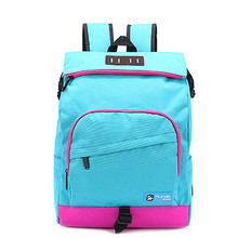 New fashion sky blue backpack designer high quality oxford school bags leisure travel backpacks for men and women bolsa escolar