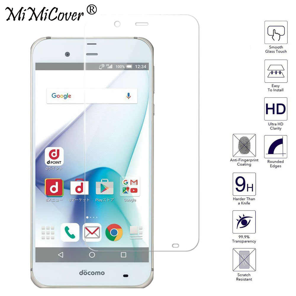 For Sharp Aquos SH-04H Xx3 506SH SHV34 Without Package Ultra Thin Screen Film Tempered Glass Screen Protector For Sharp P1 S2
