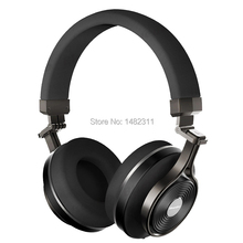 Original Bluedio T3 Plus Bluetooth Headphones Wireless Headset Stereo 3D Bass With Micr SD Card Slot Bluetooth Sport Headphone