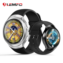 LEMFO LES2 Android 5.1 Smart Watch 1GB+16GB Heart Rate Monitor Fitness Tracker GPS WIFI Relogio Smartwatch Smart Wristwatch
