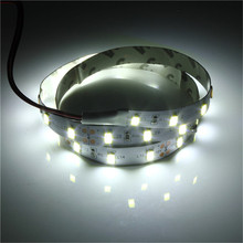 25CM 50CM 3528 5050 5630 SMD Non Waterproof LED Strip Light Flexible Case For PC Computer DIY DC12V