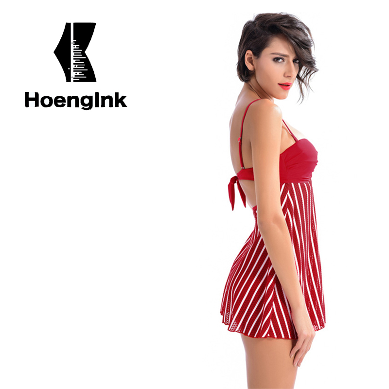 BRANDMAN long swimsuit conservative style two-piece, elegant texture of the fabric wearing comfortable and breathable 7032<br>