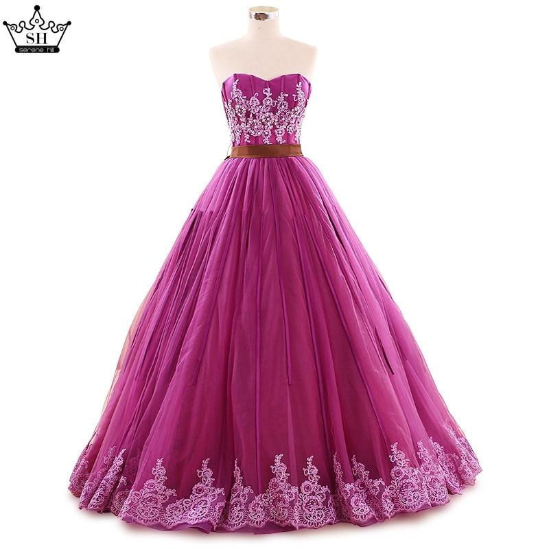 Asombroso Vestido De Novia Púrpura Real Ornamento - Ideas de Estilos ...