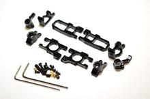 Hot Racing Kyosho Mini Z Buggy MB-010 Aluminum Suspension Arm Set KMB9901(China)
