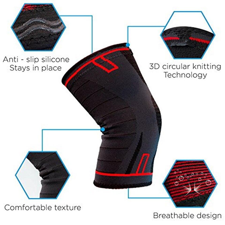 Compression Socks Desk Parkour Soccer Sports Knee High Tube Socks For Women And Men