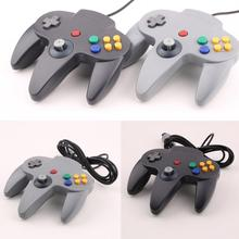 Hot Long Handle Game Wired Controller Joypad Joystick Gaming For Nintendo N64 System   C1