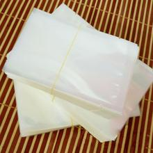 100pcs Heavy Duty Transparent Storage Bags Vacuum Sealer Bags Clear Jewelry Storage Bag Self Sealing(China)