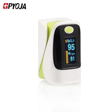 Portable Finger Pulse Oximeter Digital Blood Oxygen Sensor Meter with Alarm SPO2 PR For Adults Sports Use Heart Rate Monitor
