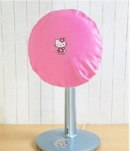 Cute cartoon Hello Kitty fan cover non-woven cloth dust creative cover