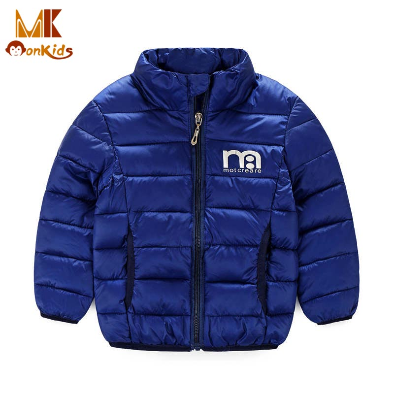 Monkids Kids Boys Jacket Baby Boy Clothes Windbreaker Boys Winter Jacket Coat&amp;Jackets for Children Outerwear Clothing 2017 NewОдежда и ак�е��уары<br><br><br>Aliexpress