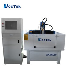 Acctek cnc router plastic molding machine for sale(China)