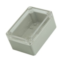 "1 PC Waterproof Box 3.94""x2.68""x1.97"" Plastic Electronic Project Enclosure Case VE835 P(China)"