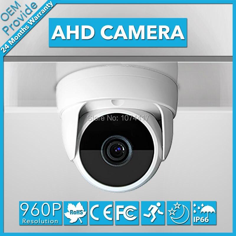 AHD3130CR-T  Video Surveillance HD AHD Camera 960P  Camara IR Cut  Good Night Vision Dome Security Camera CCTV System<br>