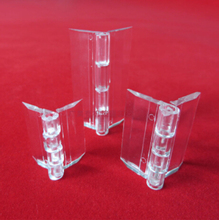 Acrylic Hinge / Plexiglass Hinge / Transparent Hinge H45X38MM 20PCS
