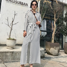 Buy Summer dress 2018 casual white womens clothing striped shirt dress long sleeve maxi dress women lace dress for $18.48 in AliExpress store