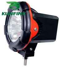 12V/55W 4 INCH HID Driving Light HID Offroad Spot/Flood Beam Light for SUV Jeep Truck ATV HID XENON Fog Lights(China)