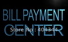 LB917- Bill Payment Center Lure Adv Ad Light Sign(China)