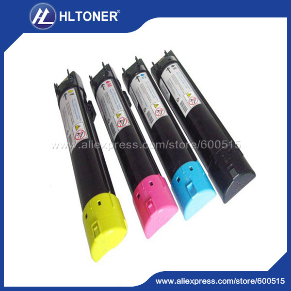 4pcs/set color toner cartridge compatible for Xerox Phaser 6700<br><br>Aliexpress