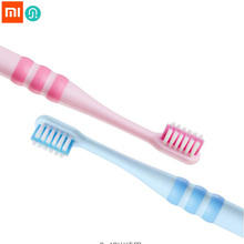 Buy 2pc/set Xiaomi Doctor B Kid Toothbrush Food Grade Material Imported Soft Brush 6-12 Year old Children Keep Tooth for $11.44 in AliExpress store