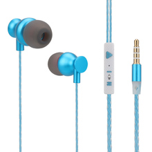 3.5mm Jack Wired Earphones Music Headphones fone de ouvido Sport Not Bluetooth Headset For Samsung Xiaomi iPhone PC Mini Earbuds(China)