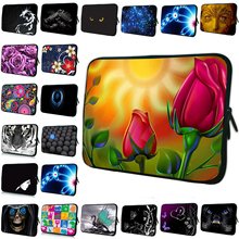 Sleeve Laptop Case For Macbook Air Teclast 12 13 14 15 17 Inch Women Computer Bags 9.7 7 Inch Tablet Pouch 10 Inch Netbook Cover(China)
