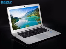 GMOLO brand 14 inch Windows 10 laptop notebook J1900 Quad core 8GB DDR3 128GB SSD Webcam slim Windows netbook computer(China)