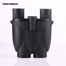 YINGTOUMAN Hunting High Times Waterproof 10*25 Portable Binoculars Telescope Wide-angle Central Zoom Binoculars Telescope(China)