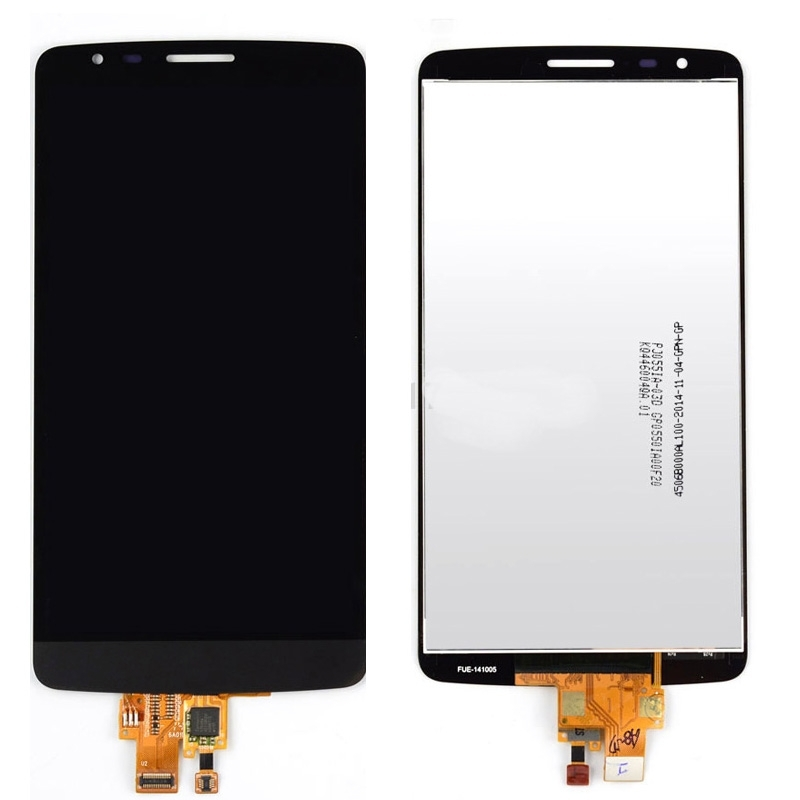 iPartsBuy LCD Display + Touch Screen Digitizer Assembly Replacement for LG G3 Stylus / D690N(Black Gold White)<br><br>Aliexpress