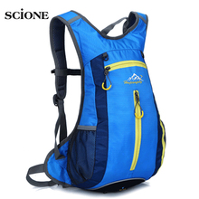 Outdoor Travel Cycling Backpack Poltester Waterproof Bag High-capacity Unisex Hiking Skiing Backpack Rock climbing BagsXA1490A