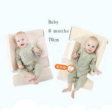 baby sofa adjustable children childs infant portable seat chair Memory Foam Newborns feeding baby bean bag chair beanbag filler(China)