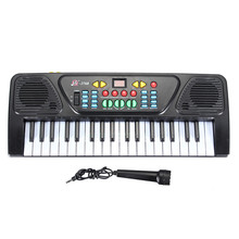 37 Keys Organ Electric Piano 425 x160 x 50MM Digital Music Electronic Keyboard Musical Instrument Toy For Learning(China)