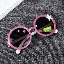 6 Colors TR90 Flexible Kids Sunglasses Child Baby Safety Coating Sun Glasses UV400 Eyewear Shades Infant oculos de sol