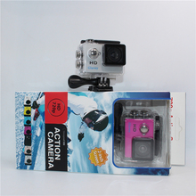 "Cheap Sports Action Camera 2.0"" 720P Camera A7 Sport DV  Diving 30M With Waterproof Case"